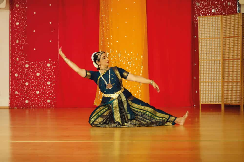 South Indian Temple Dance