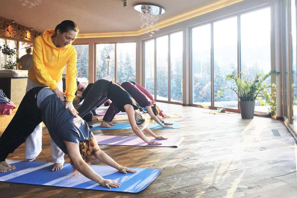 Yoga Body Check