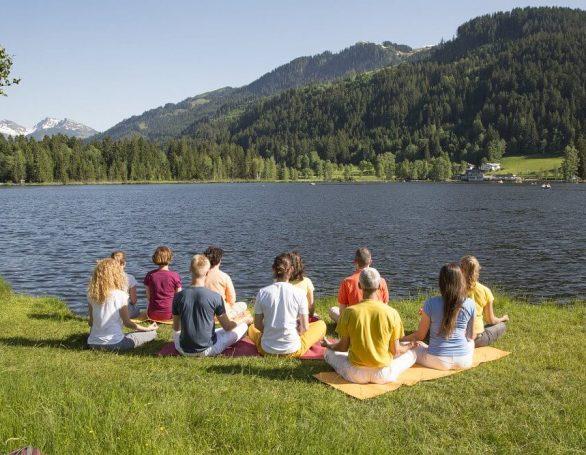 Meditation gibt Stetigkeit