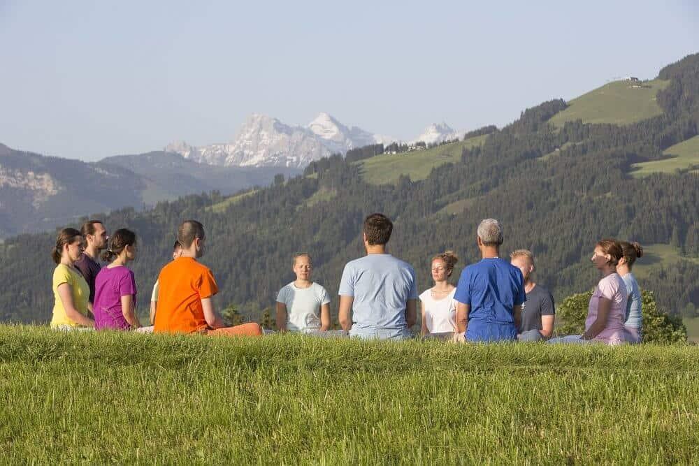 Meditation - Experiencing Inner Balance