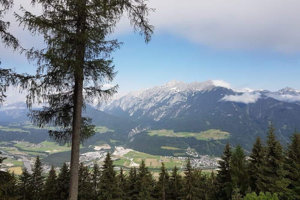 Yoga and Mountain Magic