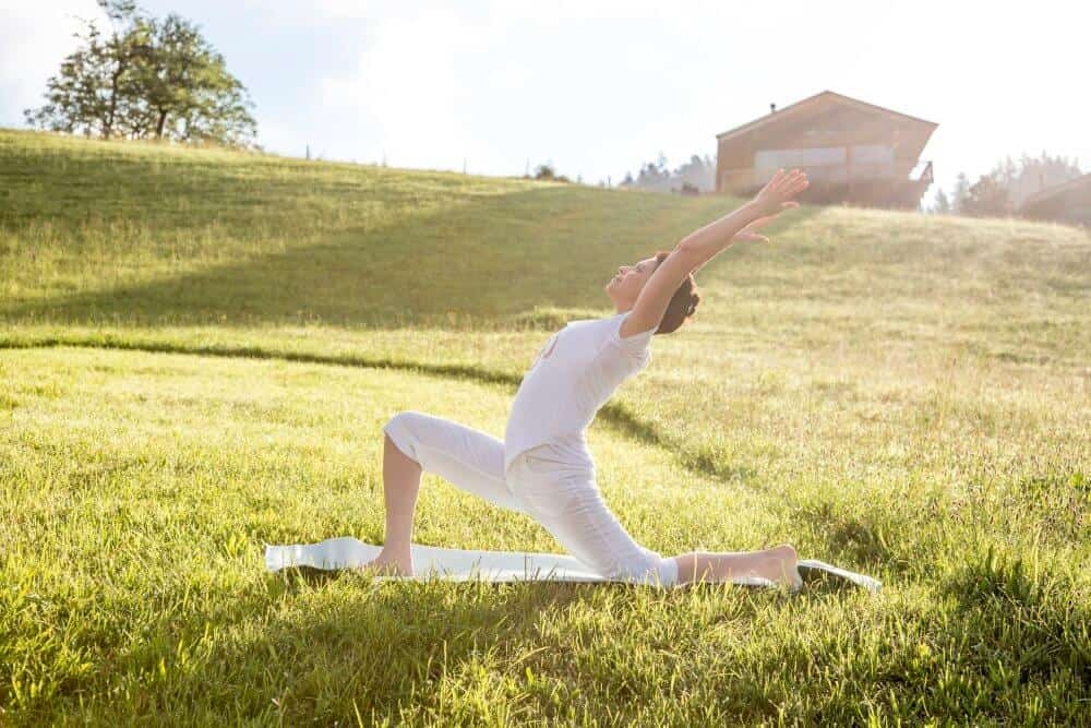 Yoga for a Flexible Spine