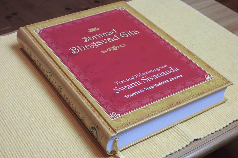 Live Onlinekurs: Bhagavad Gita – die Kunst des rechten Lebens